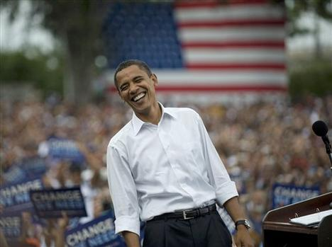 Obama Popularidad
