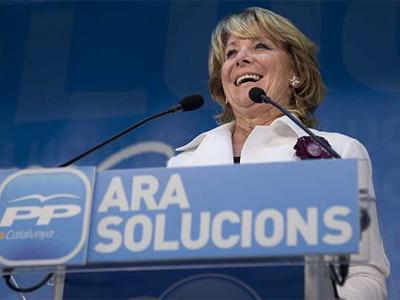 Esperanza Aguirre 2