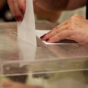 Mesa electoral 2
