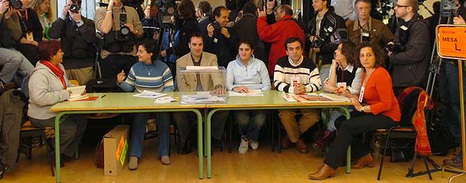 Mayo 2009 p gina 4 geograf a subjetiva for Presidente mesa electoral