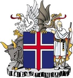 Escudo Islandia