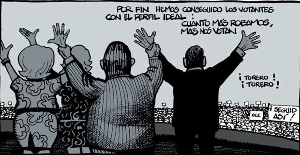 Votantes PP Valencia