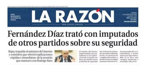 Fdez Díaz La Razón